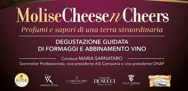 Molise Cheese & Cheers Isernia