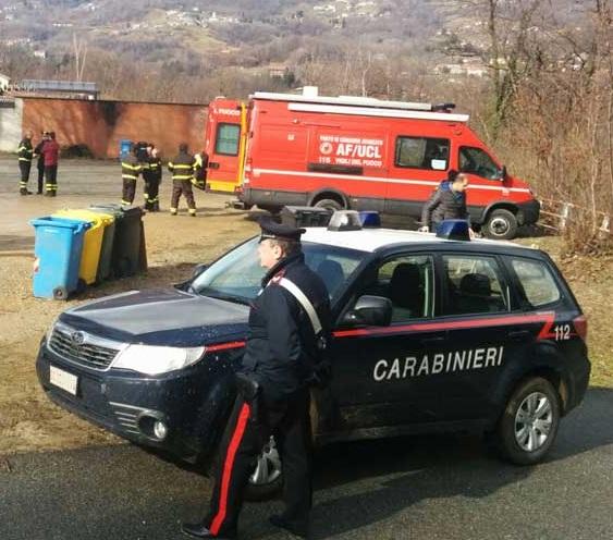 ricerche carabinieri