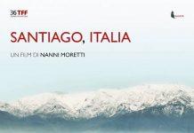 santiago italia locandina film