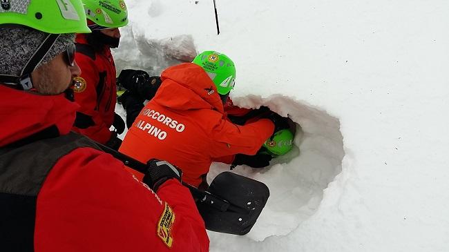 soccorso alpino 25 febbraio 2019-2