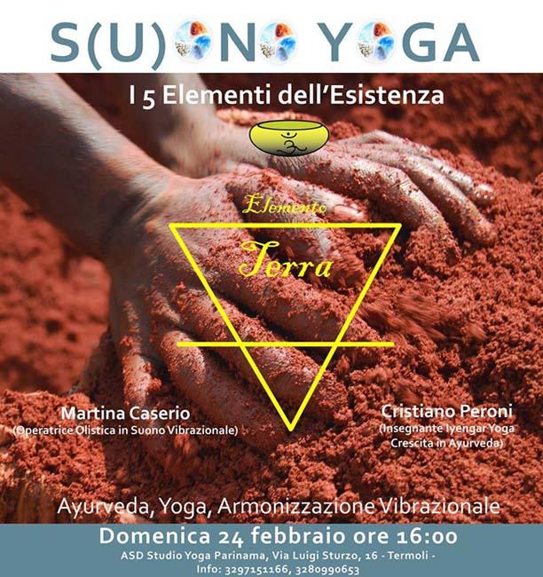 suono yoga 24 febbraio 2019