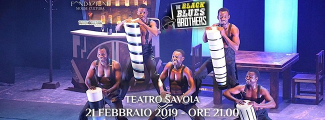 the black blues brothers 21 febbraio 2019