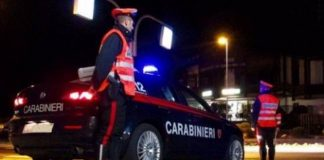 controlli posto di blocco carabinieri