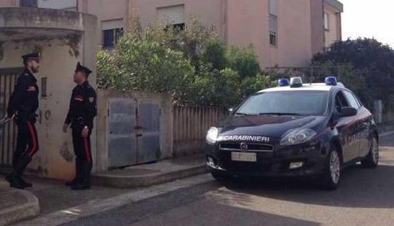 controllo carabinieri abitazioni