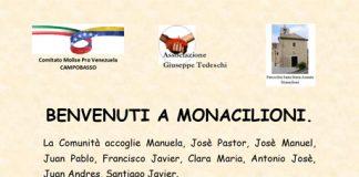 locandina accoglienza Manuela