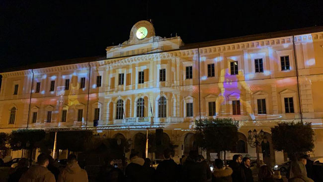 mapping Campobasso