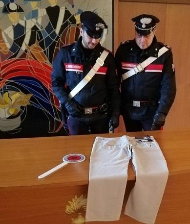 merce recuperata Carabinieri