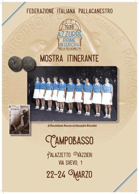 mostra azzurre Campobasso