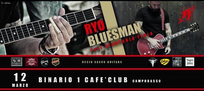 ryo bluesman 12 marzo 2019