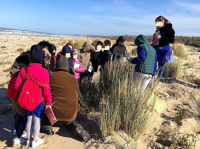visita dune Petacciato
