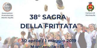 38 sagra della frittata Montaquila