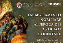 L'abbigliamento nobiliare all'epoca dei Crociati e Trinitari