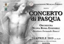 concerto Pasqua Isernia 24 aprile 2019