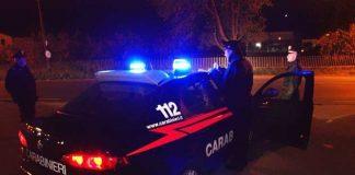 controlli Carabinieri notturni