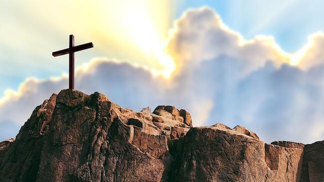 Croce monte