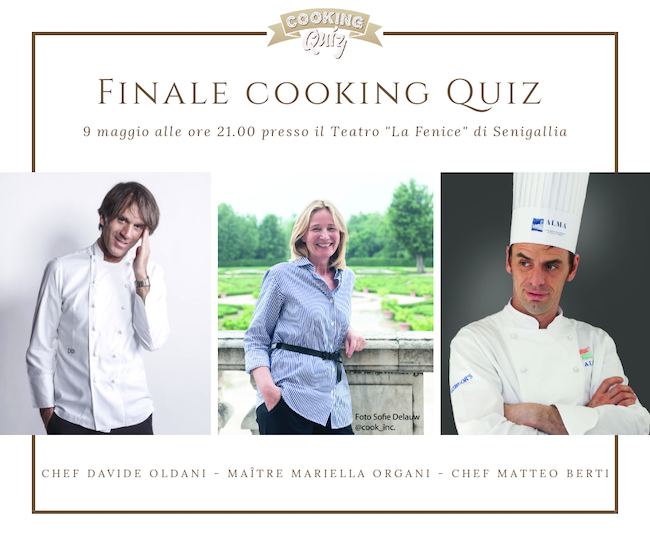 finale cooking quiz