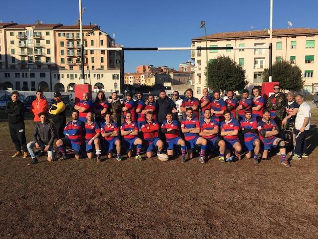 hammmers rugby Campobasso