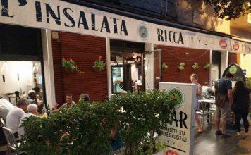 l'insalata ricca Molise a Roma