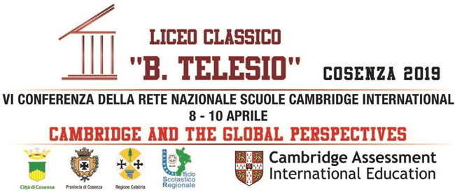 logo cambridge telesio 2019