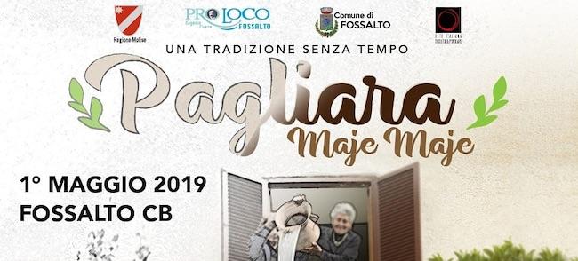 Pagliara maje maje 2019