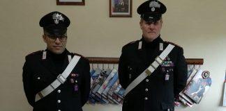 sequestro droga armi carabinieri