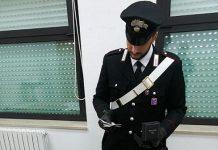 sequestro orologi carabinieri