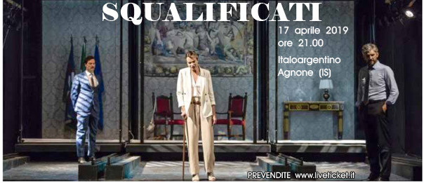 squalificati Teatro Italo Argentino