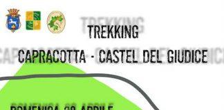 trekking capracotta castel del giudice 28 aprile 2019