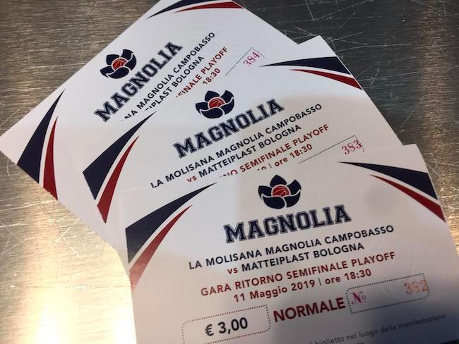 biglietti Magnolia sold out