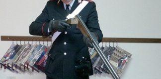 carabiniere fucile