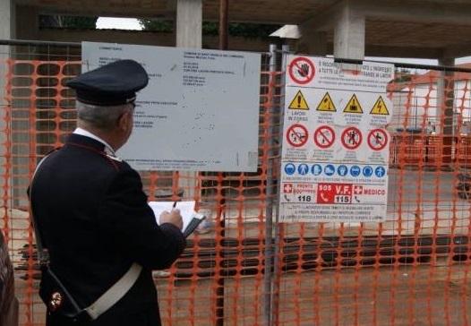 controlli carabinieri nil