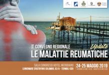 convegno malattie reumatiche Termoli 2019
