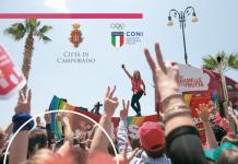 giro d'italia Campobasso 2019 locandina