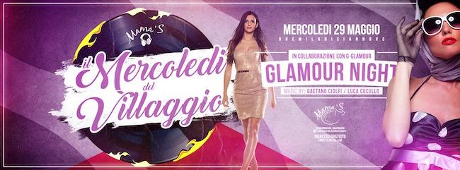 glamour night 29 maggio 2019
