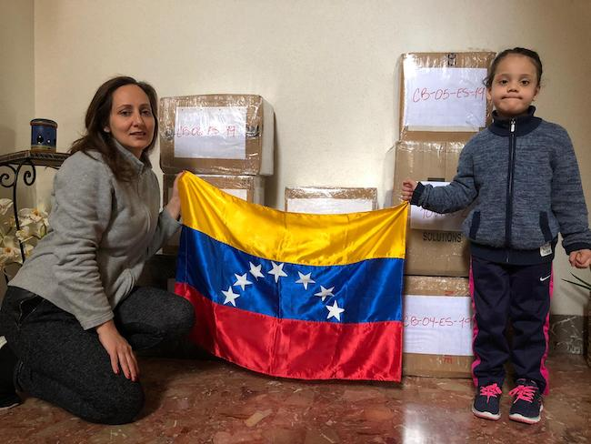 medicinali raccolti Venezuela