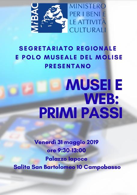 musei e web primi passi