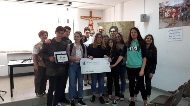 premiazione studenti Alfano