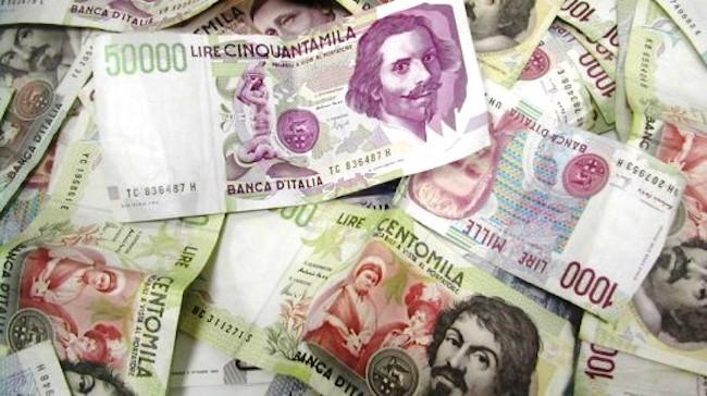 soldi lire