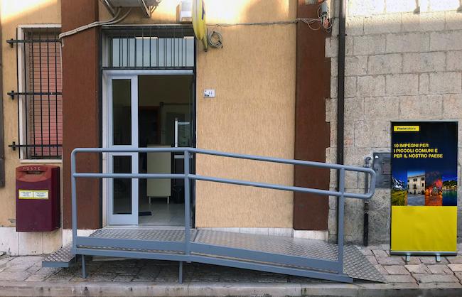 ufficio postale Civitacampomarano