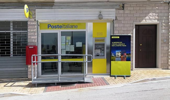 ufficio postale Toro
