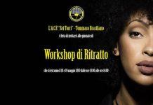 workshop di ritratto Campobasso 2019