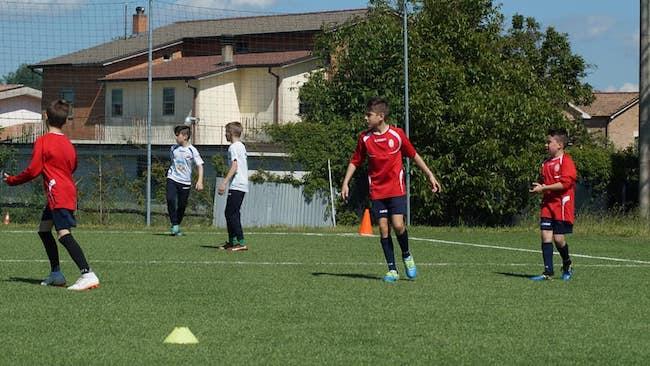 allenamento giovanili