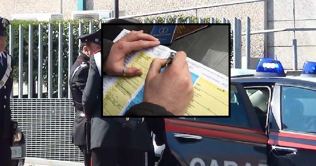 assicurazione carabinieri