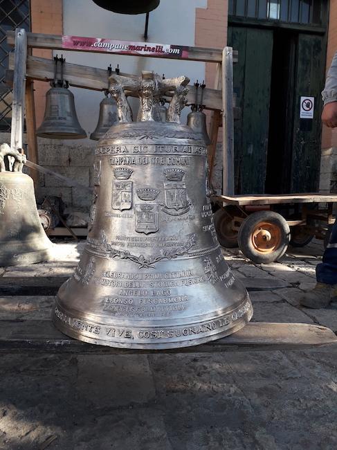 campana dei tre comuni
