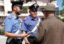 carabinieri anziano