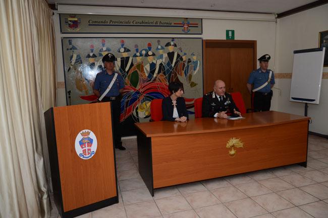 incontro carabinieri 19 giugno 2019