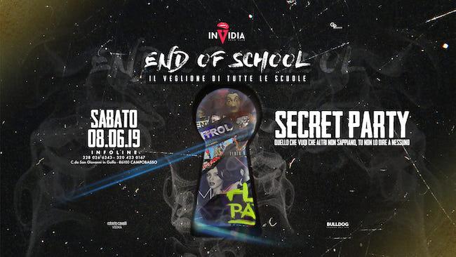 invidia end of school 8 giugno 2019