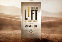 lift 14 giugno 2019