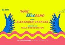 sea sand 22 giugno 2019