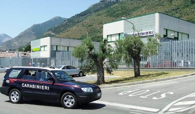 stazione carabinieri Venafro